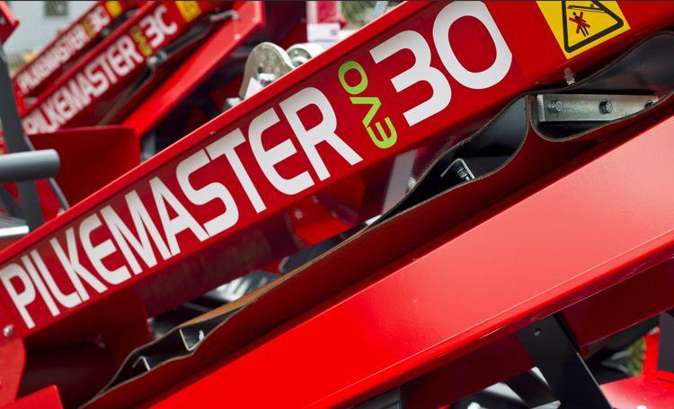 La façonneuse à bois de chauffage Pilkemaster EVO30 est une entrée de gamme robuste et efficace