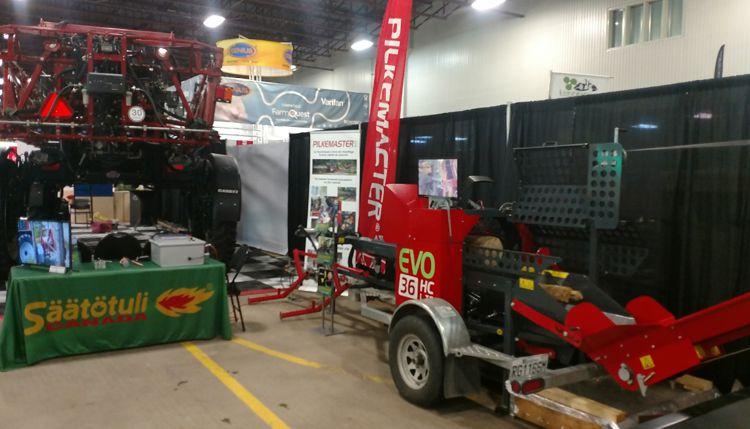 Le processeur Pilkemaster EVO sera au Salon de l'Agriculture 2020 de St. Hyacinthe